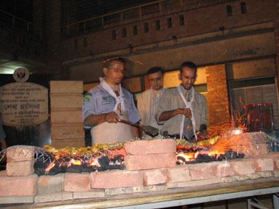 BBQ Bangladesh Style